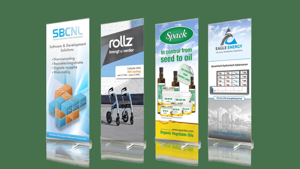 Reclamebureau Moodz Concepts & Designs / Grafische vormgeving