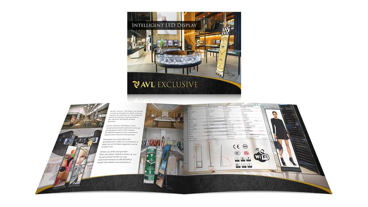 AVL product brochure