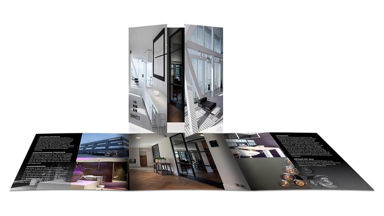 Delektro corporate brochure