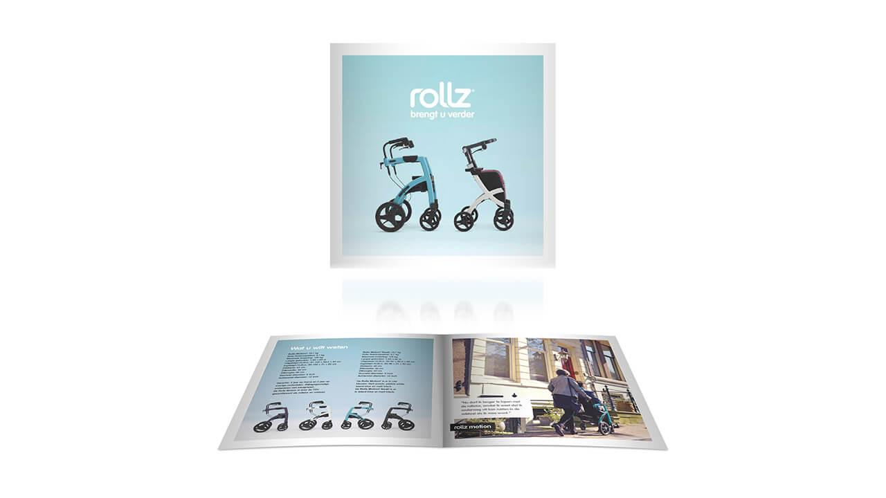 Rollz product brochure